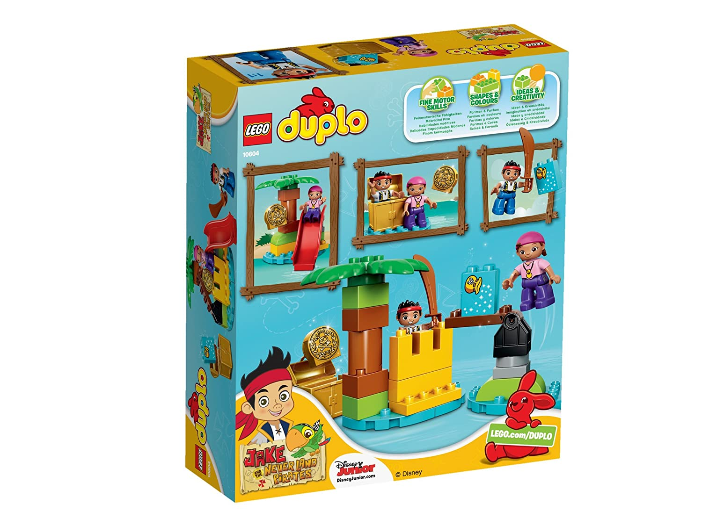 LEGO Duplo - Jake, Juego de construcción (10604)