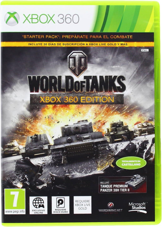 World Of Tanks: Amazon.es: Videojuegos
