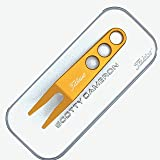 Scotty Cameron Divot Pivot Tool with Tin Box Gold