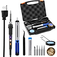 Tacklife 11-in-1 Classic 60-watt Soldering Iron Kit