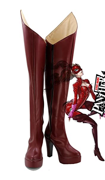 Amazon.com: Persona 5 Ann takamaki Cosplay disfraz de ...