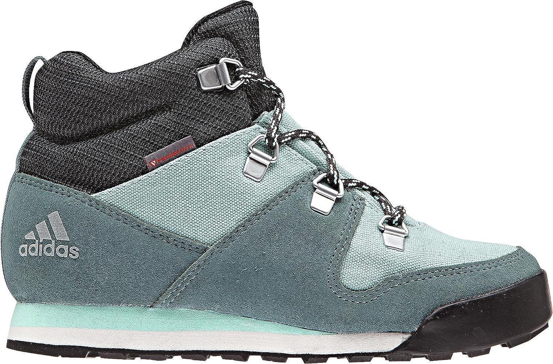 Adidas Unisex-Kinder Climawarm Snowpitch Snowpitch Climawarm Trekking-& Wanderstiefel 43ecdc
