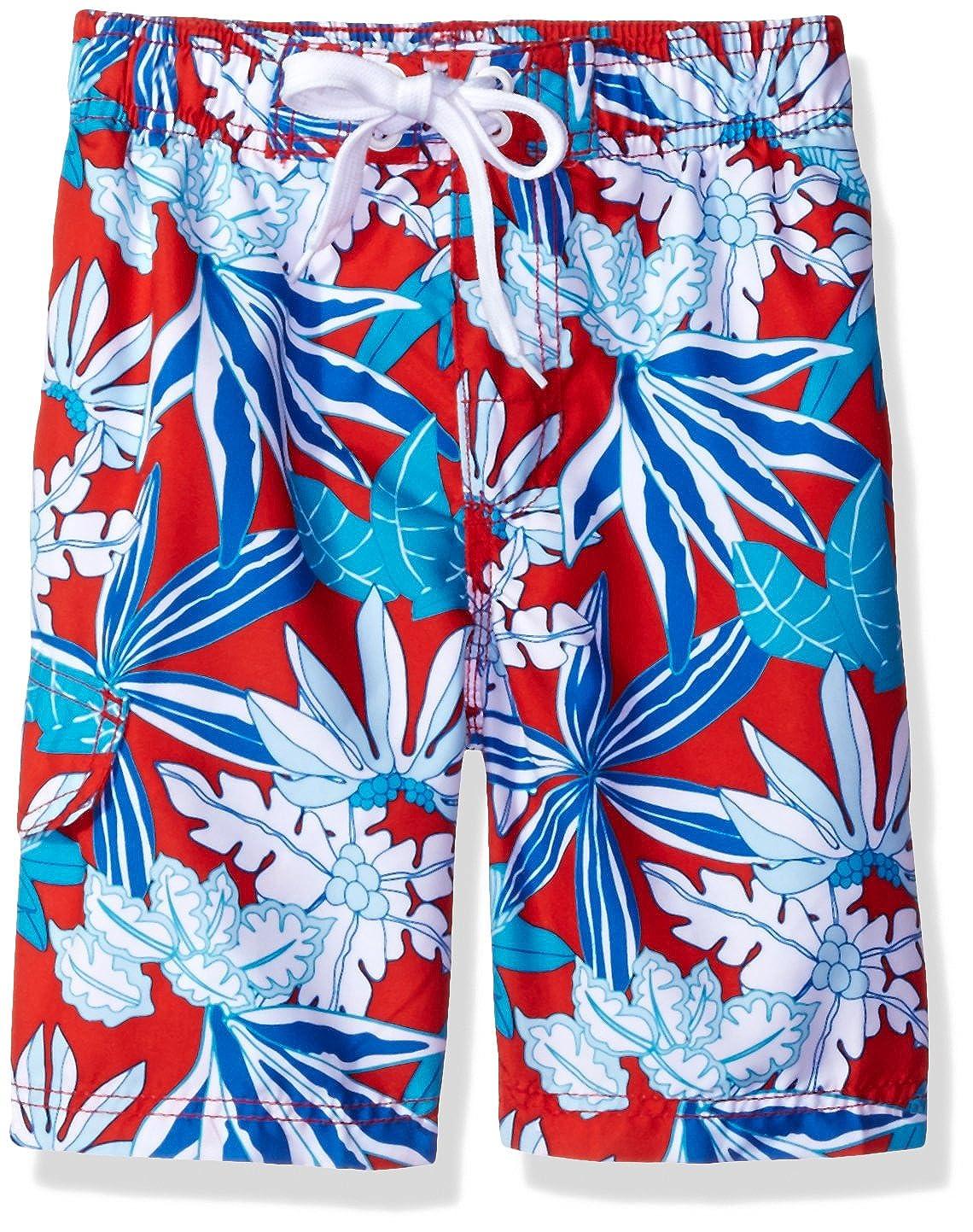 Kanu Surf Boys Aruba Floral Swim Trunk 4404