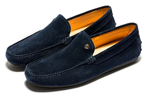 5dbf87fbbe17 Amazon.com | OPP Men Casual Leather Shoes Slip-on Loafer for Men ...