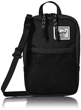 492e0983bcba Amazon.com: Herschel Sinclair Small Cross Body Bag, Black, One Size ...