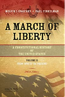 A history of the supreme court bernard schwartz 9780195093872 a march of liberty a constitutional history of the united states volume 2 fandeluxe Choice Image