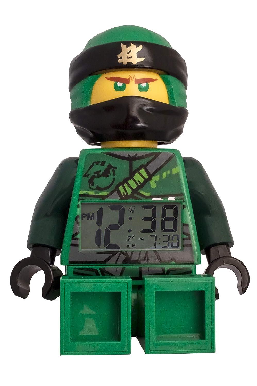 Clictime Lego Ninjago Lloyd - Reloj Despertador (9,5 ...