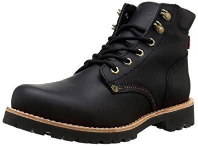 2832b50da4e Amazon.com | Levis Men's Compass Leather Engineer Boot | Boots