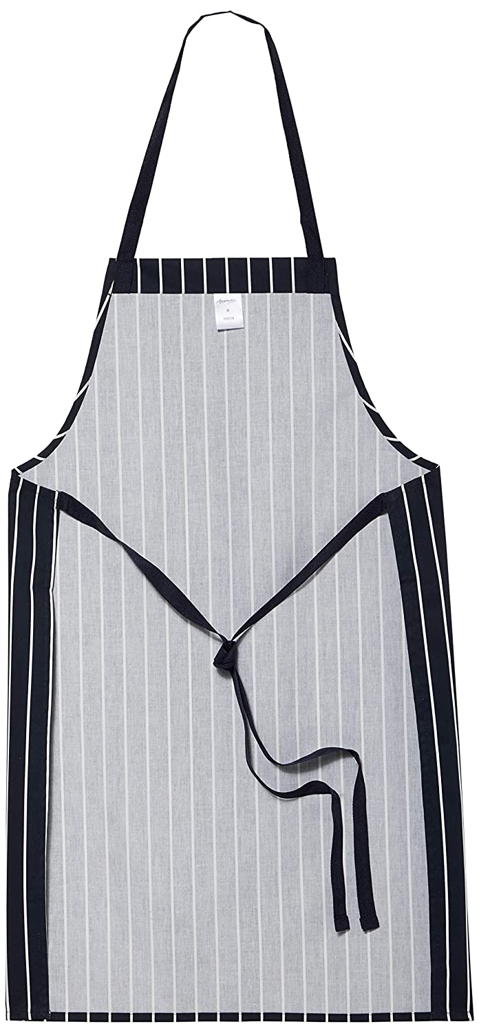 PVC Butchers Stripe Waterproof Apron