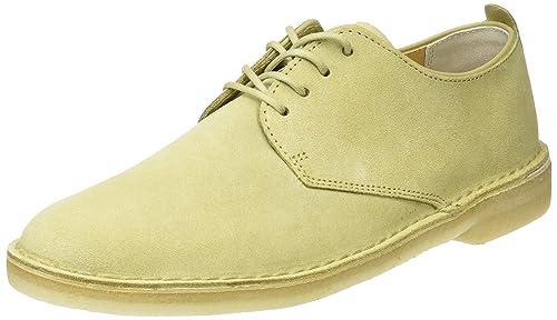De Hombre Cordones Clarks Originals Maple Zapatos Con