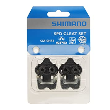 2884ace54 Tutto Shimano Spd Cleat Set Sm Sh51 Prodotto