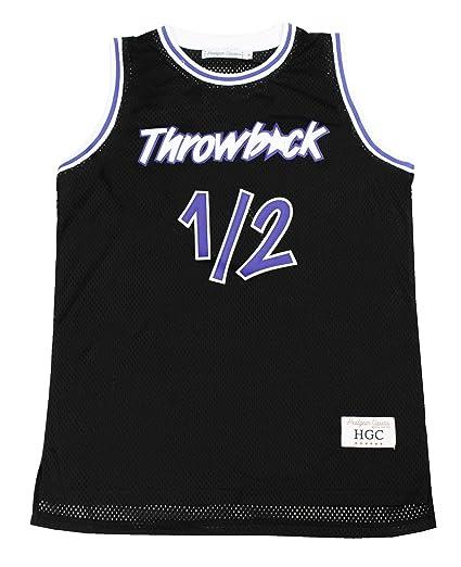 Anfernee Penny Hardaway Lil Penny 1 2 Throwback Basketball Jersey (2XLarge) f4b6bca77