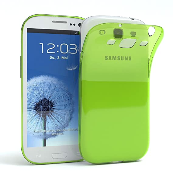timeless design 29dc5 42f92 Amazon.com: Galaxy S3 Case - EAZY CASE Premium Protective Covers for ...