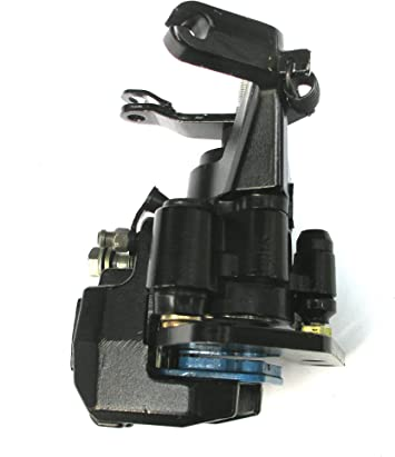 Rear Brake Caliper Assembly With Pads for Yamaha Warrior 350 1987-2004