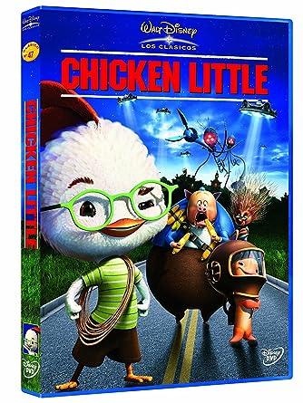 Chicken Little (Import Movie) (European Format - Zone 2) (2006)