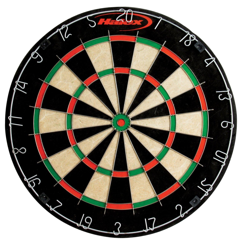 Halex Tournament Bristle Dartboard
