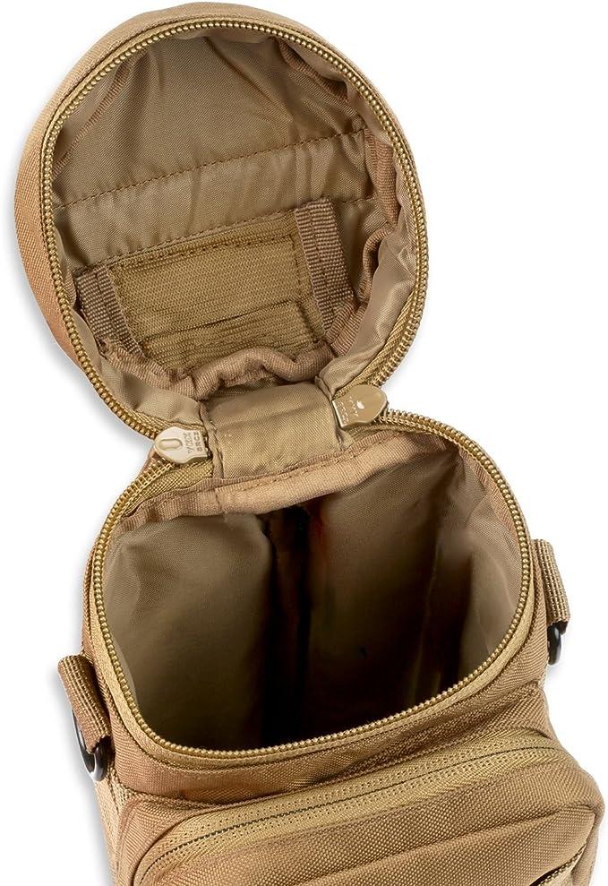 Utensilio Thea 1 utensilios bolso con ojales fijación