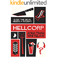HellCorp: A darkly comic crime thriller