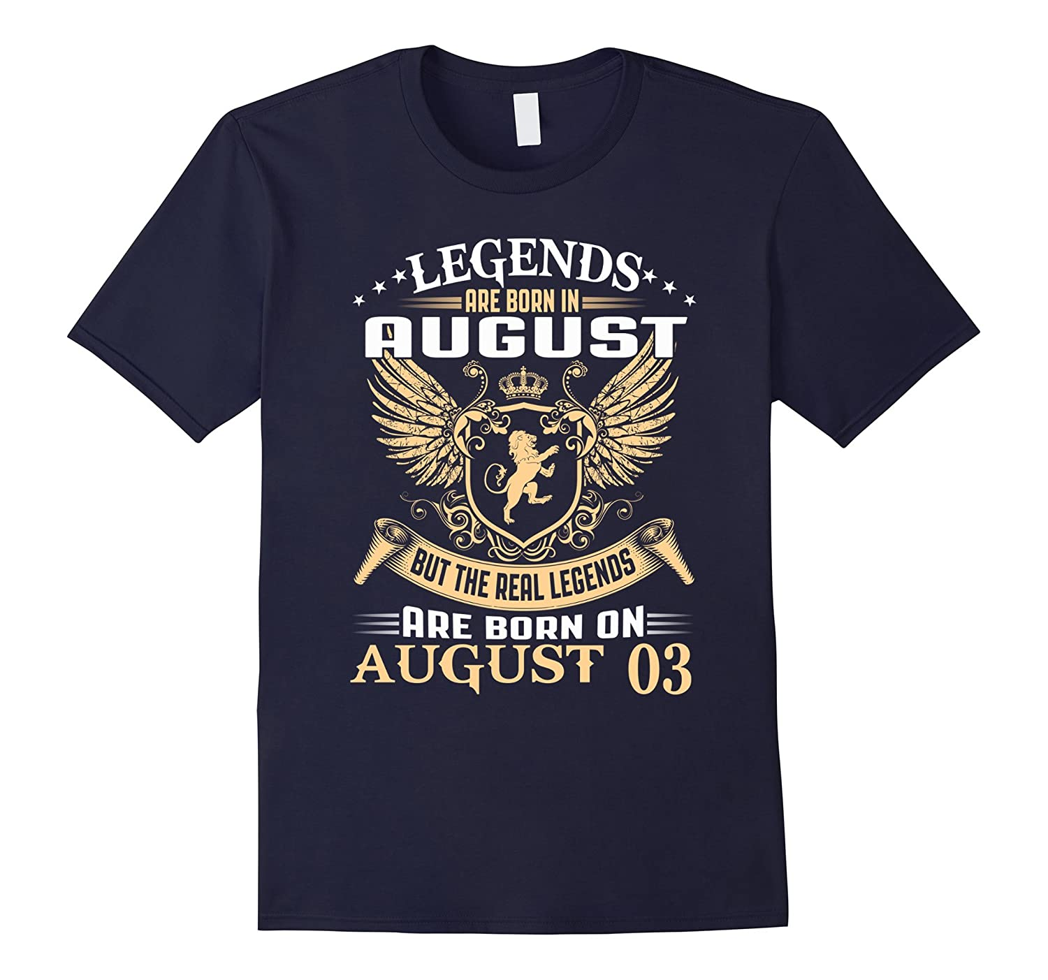 Legends Are Born On August 03-PL