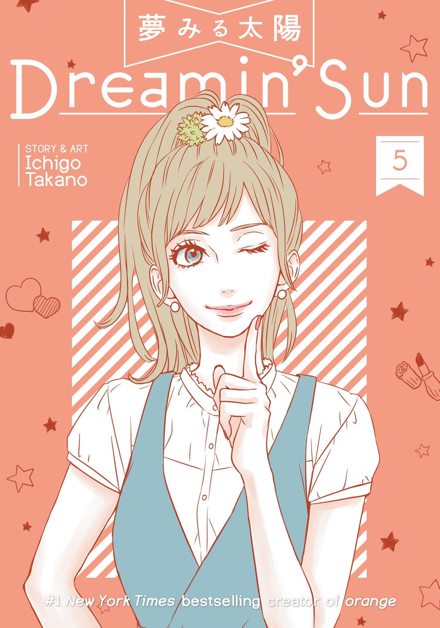 Image result for dreamin sun 5 manga