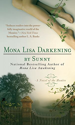 Mona Lisa Darkening (A Novel of the Monere Book 4) (English Edition)