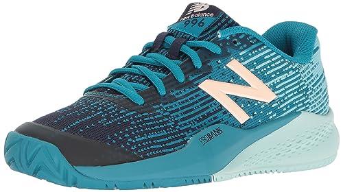 Calzado Deportivo para Mujer, Color Azul, Marca NEW BALANCE, Modelo Calzado Deportivo para Mujer NEW BALANCE WC996 Azul: Amazon.es: Zapatos y complementos