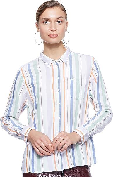 TALLA L. Lee Ultimate Shirt Blusa para Mujer