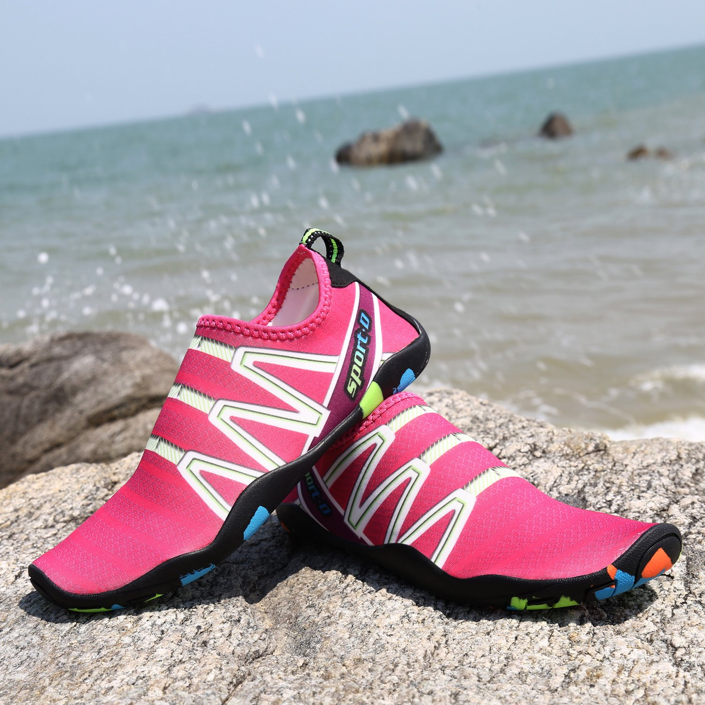 Kuuland Zapatos de Agua Beach Swim Secado Rápido Zapatillas ... 83450b4f34a