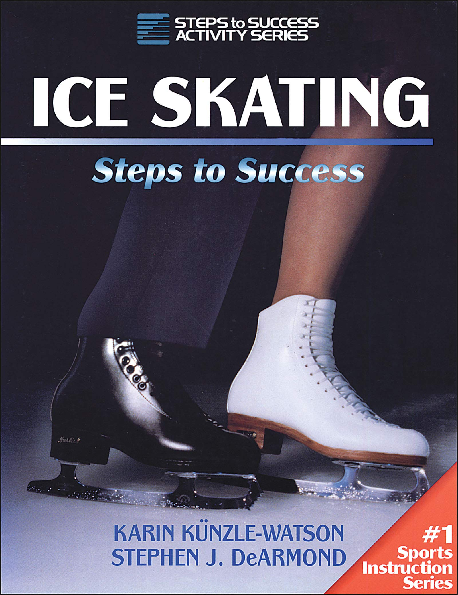Ice Skating  Steps To Success  Steps To Success Activity Series