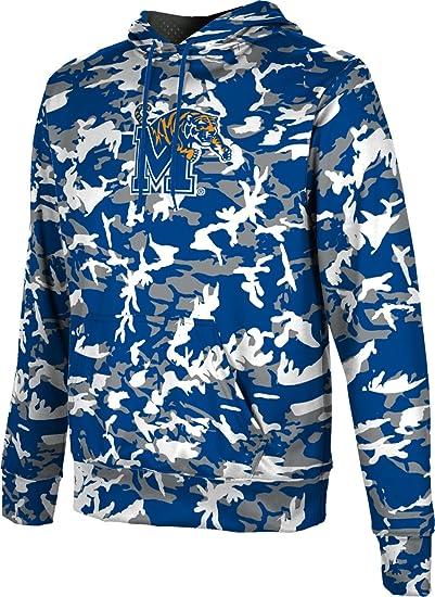 School Spirit Sweatshirt ProSphere Xavier University Girls Zipper Hoodie Camo