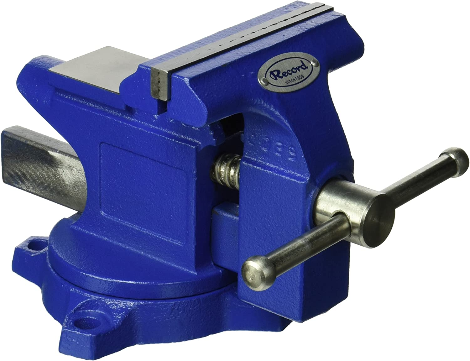 IRWIN ® Record ® REC52PD 52PD Plain vis Woodworking Vice 175 mm 7 in environ 17.78 cm /& Front chien
