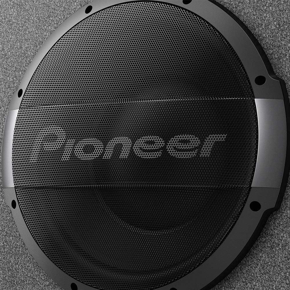 Pioneer TS-WX1210AH Subwoofer Activo 30 cm, 1500 W, 500 W