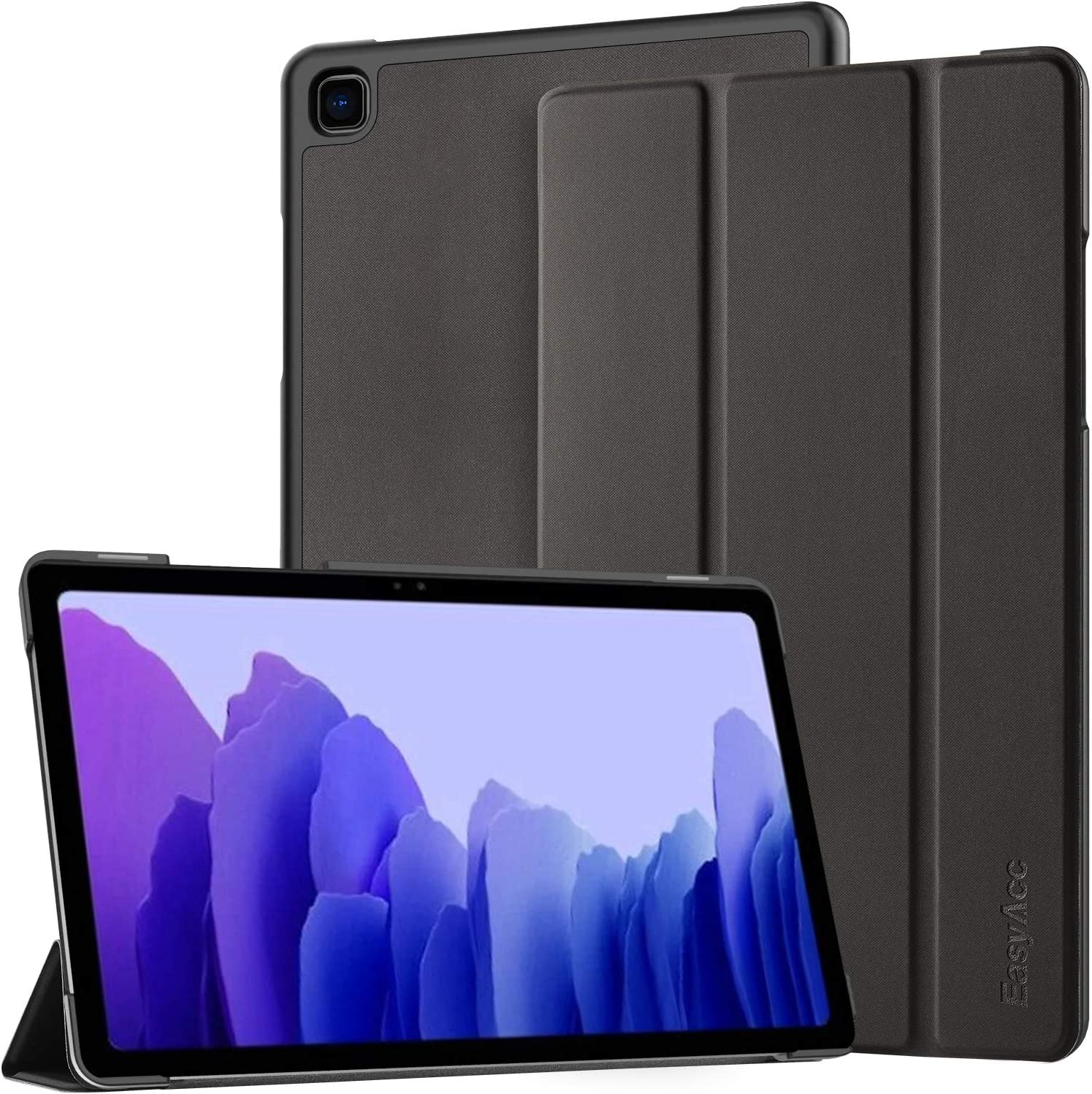 EasyAcc Case Compatible with Samsung Galaxy Tab A7 10.4 2020 Ultra Thin with Stand WAS £9.99 NOW £4.99 w/code 39XUZQIY @ Amazon