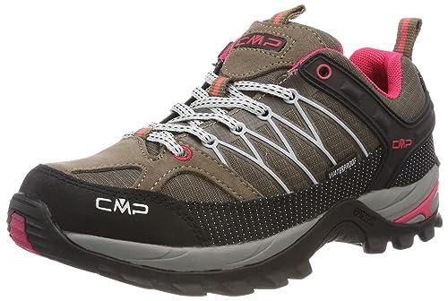 encontrar mano de obra el mejor precio loco CMP Rigel, Zapatos de Low Rise Senderismo para Mujer