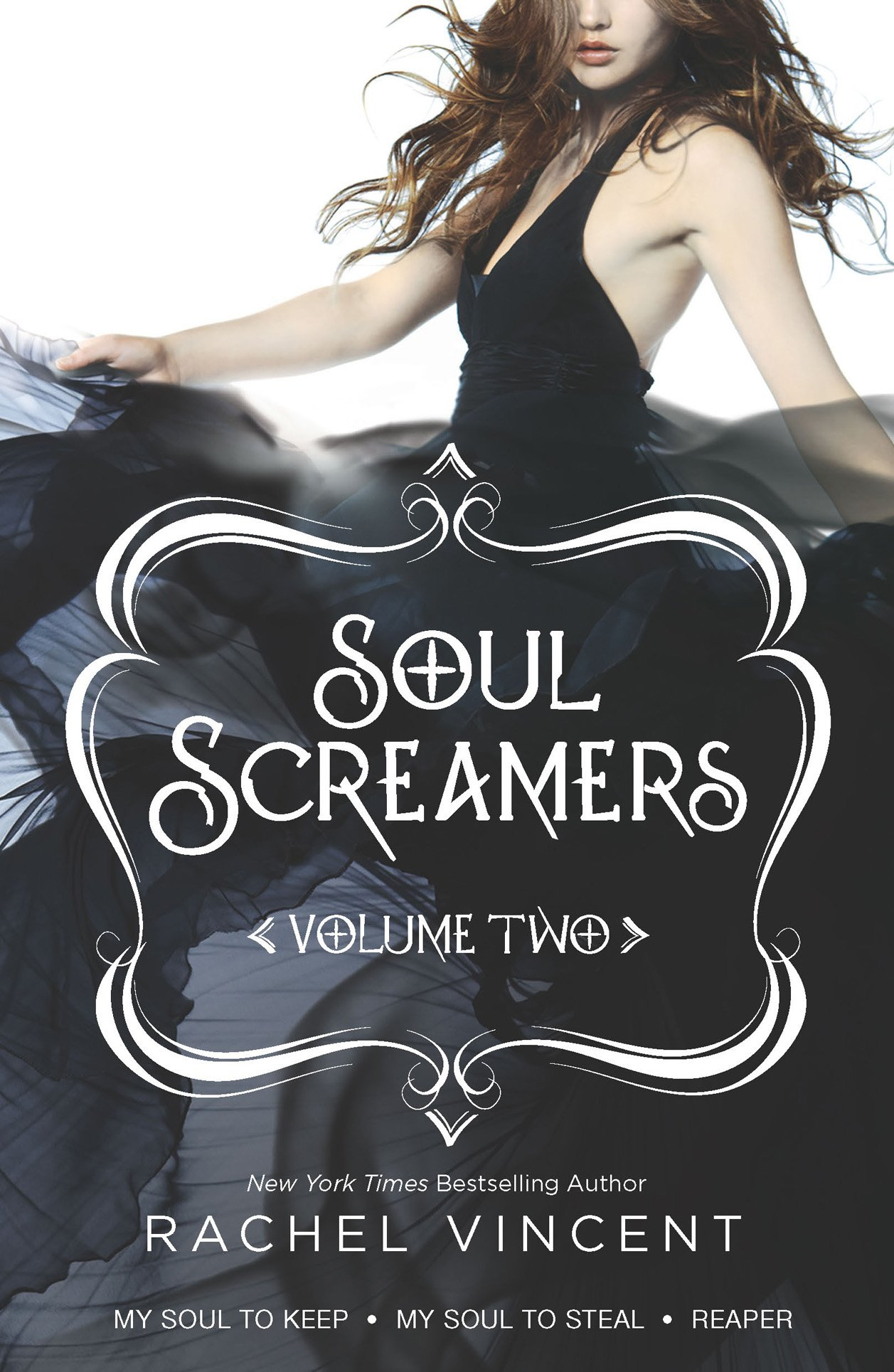 Read Online Soul Screamers, Vol. 2: My Soul To Keep / My Soul To Steal / Reaper ebook