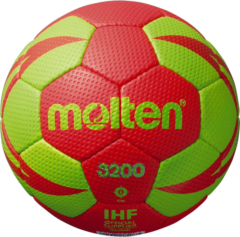 MOLTEN® Balonmano hx3200 de w7g, Weiß/Schwarz/Gold/Rot: Amazon.es ...