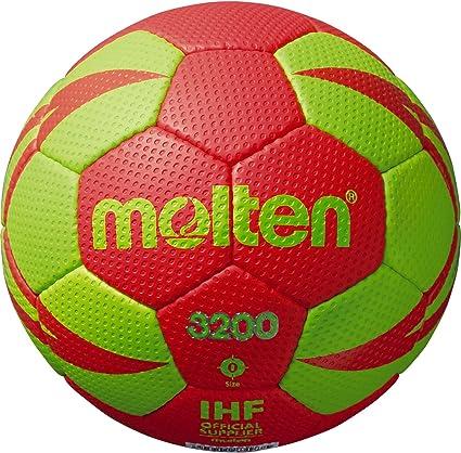 MOLTEN Handball H0X3200-RG2 - Pelota de Balonmano, Color ...