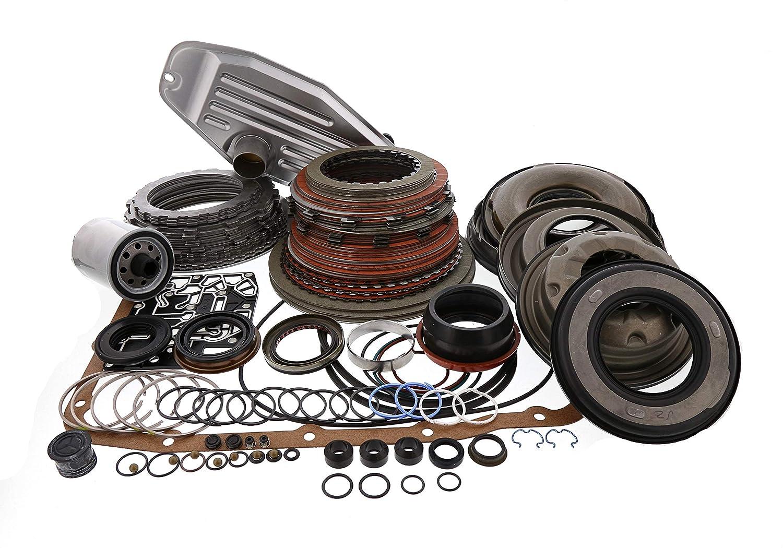Dodge RAM 2500 3500 68RFE Transmission Alto Deluxe Rebuild Kit