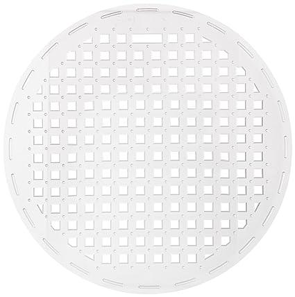 Wenko 2005575100 Spülbeckeneinlage Kristall extra stark Transparent rund,...