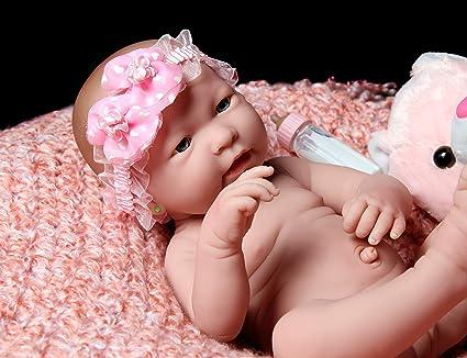 Amazon.com: Muñecas de bebé reborn Berenguer Preemie de ...