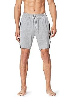 FIND Pantalones Cortos de Pijama para Hombre