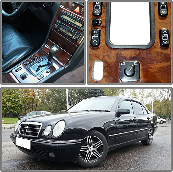 1998-2002 MERCEDES-BENZ E320 E430 W210 ~ RIGHT FRONT WINDOW MOTOR ~ OEM PART