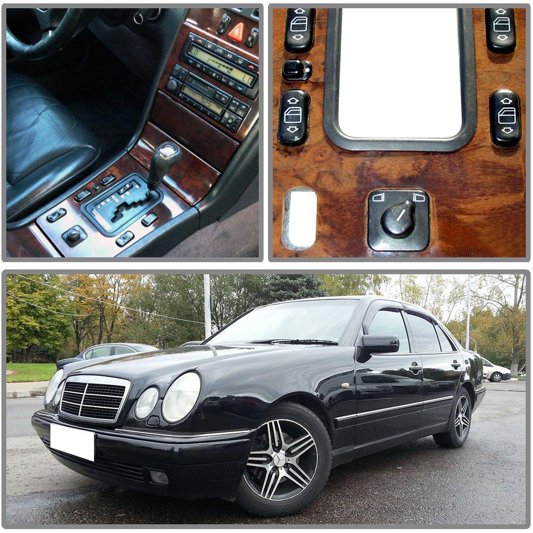Amazon.com: Window Rocker Switch Pack Console - for Mercedes-Benz E-Class  W210 E300 E320 E420 E430 E55 AMG - window control, mirror adjust: Automotive