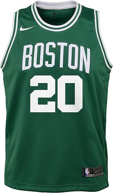 Nike NBA Boston Celtics Gordon Hayward 20 2017 2018 Icon ...