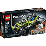 LEGO Technic 42027 Desert Racer Model Kit(Discontinued by manufacturer)