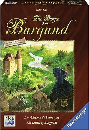 Ravensburger 26914 Alea - Juego de Mesa Los Castillos de Borgoña ...