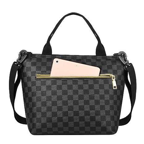 Amazon.com: Wosweet Bolsas de almuerzo para mujer, bolsa ...