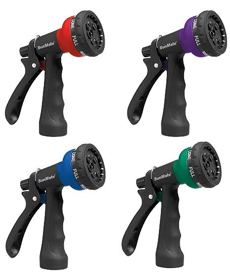 Orbit 5 Pack 7 Pattern Adjustable Water Pistol