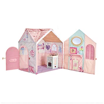 Dream Town Rose Petal Cottage Playset Worlds Apart Amazon