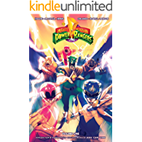 Mighty Morphin Power Rangers Vol. 1 book cover